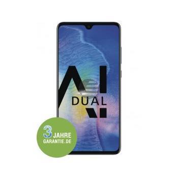 3JG HUAWEI Mate 20 Dual-SIM midnight blue