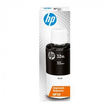 HP Tintennachfüllfläschchen schwarz HC (1VV24AE, 32XL)
