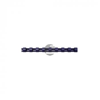 Fellowes Binderücken rund A4 16 mm Plastik für 101-120 Blatt blau (5347106)