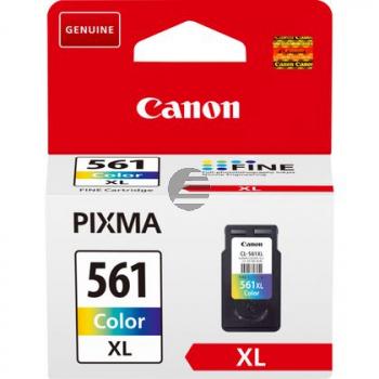 Canon Tintenpatrone cyan/gelb/magenta HC (3730C001, CL-561XL)