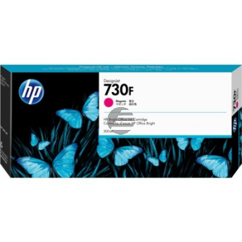 1XB26A HP DNJT1600 TINTE MAGENTA HP730 300ml