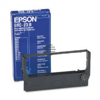 Epson Farbband Nylon schwarz (C43S015360, ERC-23B)