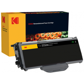 Kodak Toner-Kit schwarz HC (185B212030) ersetzt TN-2120