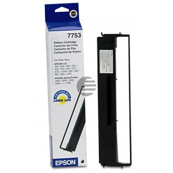 Epson Farbband Nylon schwarz (C13S015021)