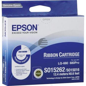 Epson Farbband Nylon schwarz (C13S015262)