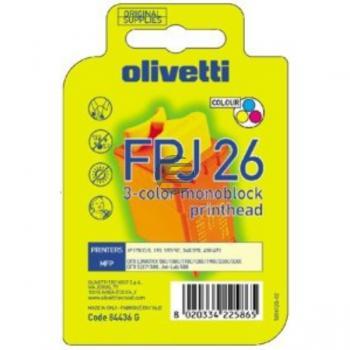 Olivetti Tintendruckkopf 3-farbig (84436 84436G, FPJ-26)