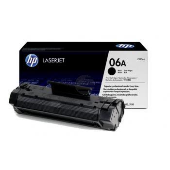 HP Toner-Kartusche schwarz (C3906A, 06A)