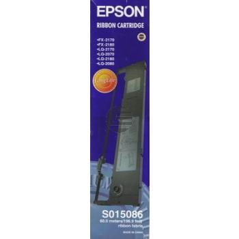 Epson Farbband Nylon schwarz (C13S015086)