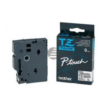 Brother Schriftbandkassette schwarz/weiß (TZE-N231)