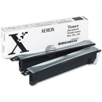 Xerox Toner-Kit 2 x schwarz 2-Pack (106R00370)
