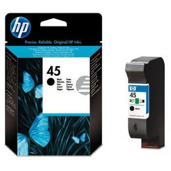 HP Tintendruckkopf schwarz LC (51645GE, 45)
