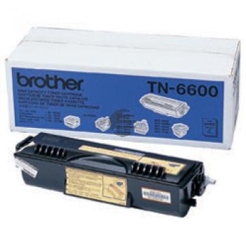 Brother Toner-Kartusche schwarz HC (TN-6600)