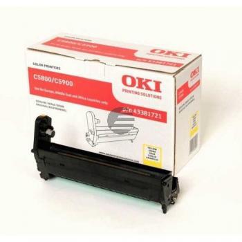 OKI Fotoleitertrommel (01008201)