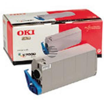 OKI Toner-Kit schwarz (41304208, TYPE-C2)