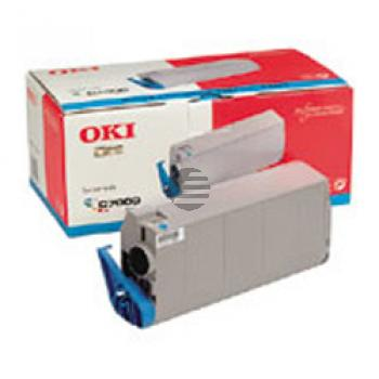 OKI Toner-Kit cyan (41304207 41304211, TYPE-C2)