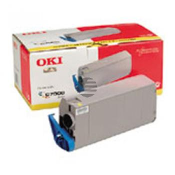 OKI Toner-Kit gelb (41304209, TYPE-C2)