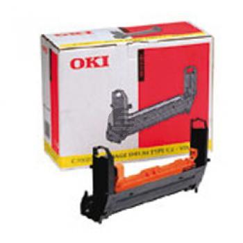 OKI Fotoleitertrommel gelb (41304109)
