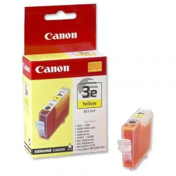 Canon Tinte gelb (4482A002, BCI-3EY)