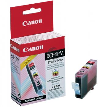 Canon Tintenpatrone Photo-Tinte photo magenta (4710A002, BCI-6PM)