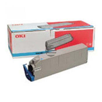 OKI Toner-Kit cyan (41515211)