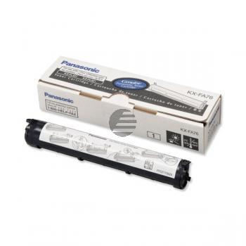 Panasonic Toner-Kit schwarz (KX-FA76X)