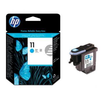HP Tintendruckkopf cyan (C4811A, 11)