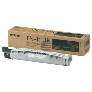 Brother Toner-Kit schwarz (TN-11BK)