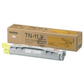 Brother Toner-Kit gelb (TN-11Y)