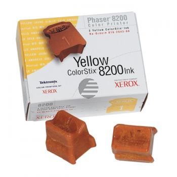 Xerox ColorStix 2x gelb (016-2043-00)
