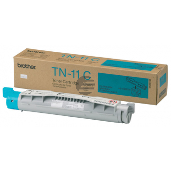 Brother Toner-Kit cyan (TN-11C)
