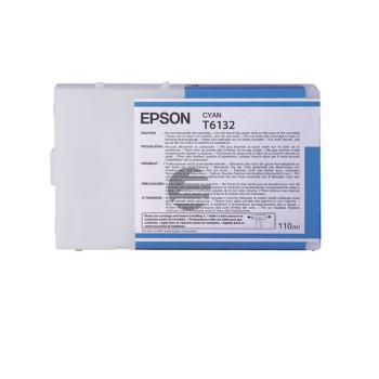 Epson Tintenpatrone cyan (C13T613200, T6132)