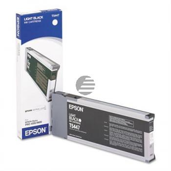 Epson Tintenpatrone schwarz light HC (C13T544700, T5447)