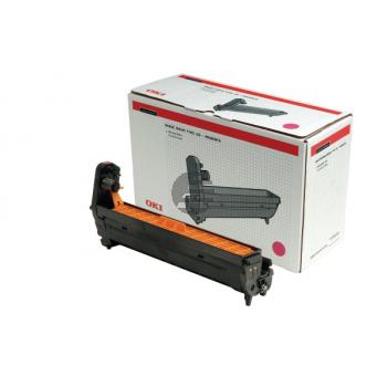 OKI Fotoleitertrommel Magenta (42126606)