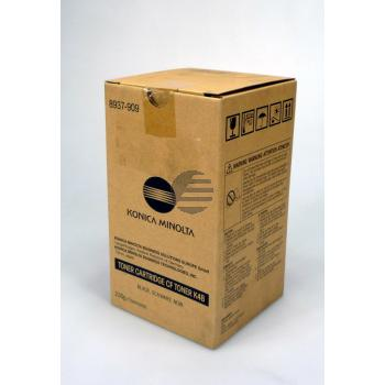 Minolta Toner-Kit schwarz (8937-909-000, K4B)