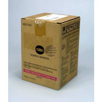 Minolta Toner-Kit magenta (8937-921-000, M4B)