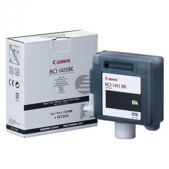 Canon Tintenpatrone schwarz (7574A001, BCI-1411BK)