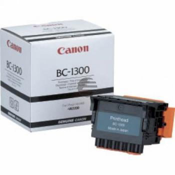 Canon Tintendruckkopf schwarz (8004A001 8004A001AA, BC-1300)