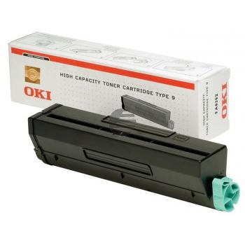 OKI Toner-Kit schwarz HC (01101202, Type-9)
