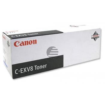 Canon Toner-Kit schwarz (7629A002, C-EXV8BK)