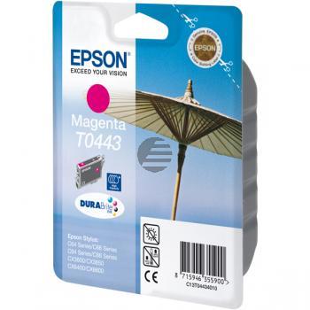 Epson Tinte Magenta HC (C13T04434010, T0443)