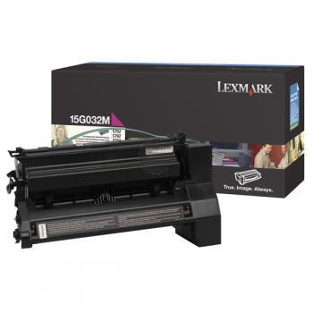 Lexmark Toner-Kartusche Magenta HC (15G032M)