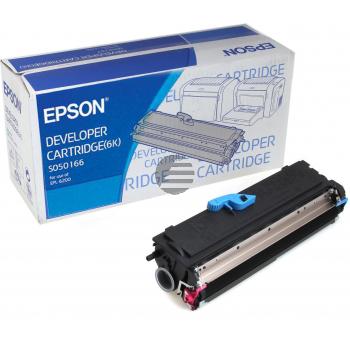 Epson Toner-Kartusche schwarz HC (C13S050166)