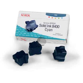 Xerox ColorStix Cyan 3er Pack (108R00605)