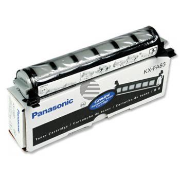 Panasonic Toner-Kartusche schwarz (KX-FA83X)