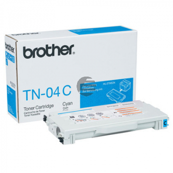 Brother Toner-Kit cyan (TN-04C)