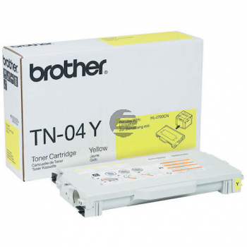 Brother Toner-Kit gelb (TN-04Y)