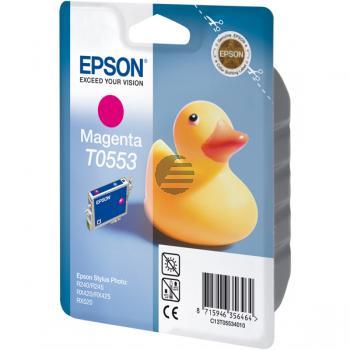 Epson Tinte Magenta (C13T05534010, T0553)