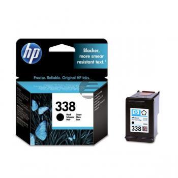 HP Tintendruckkopf schwarz (C8765EE, 338)