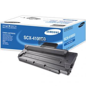 Samsung Toner-Kartusche schwarz (SCX-4100D3, 4100D3)