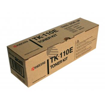 Kyocera Toner-Kit schwarz (1T02FV0DE1, TK-110E)